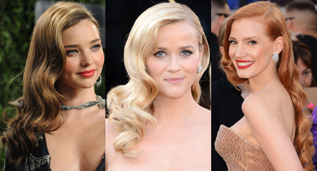 Glamorous Hollywood Waves All Dolled Makeup