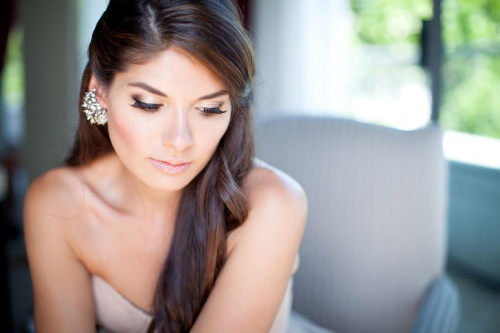 bridal hair and makeup Toronto